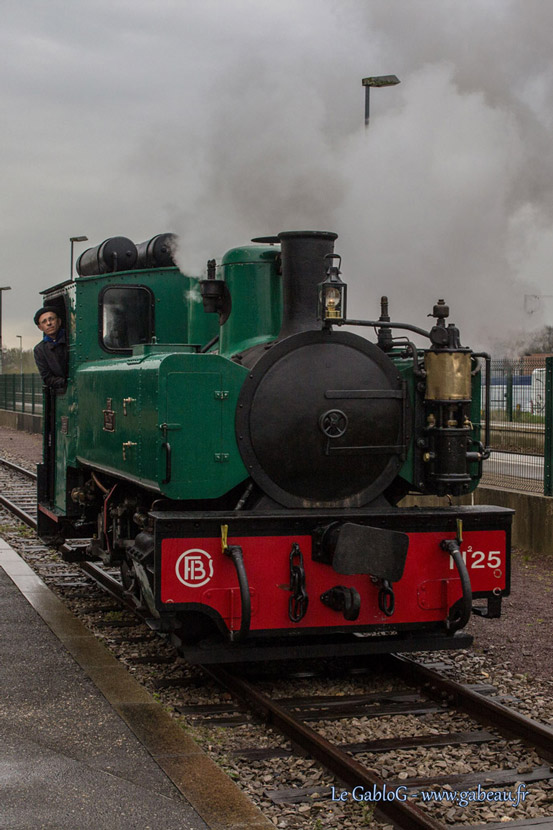 Locomotive du CFBS