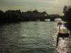 Autour du pont des Arts