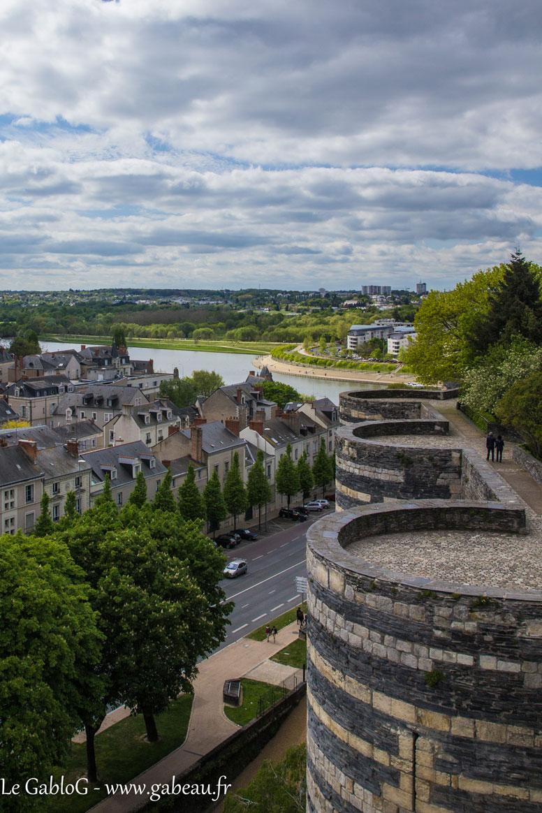 Château d\'Angers
