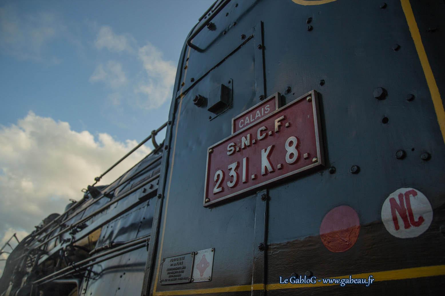 231 K8 Pacific