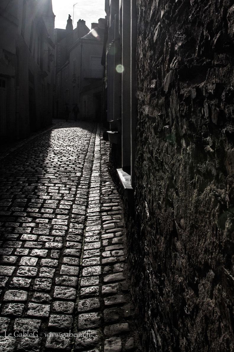 Angers la vieille ville